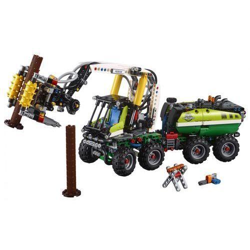 Lego TECHNIC Maszyna leśna forest harvester 42080