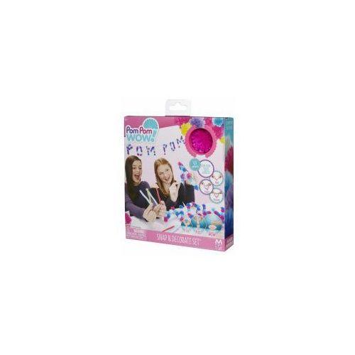 Tm-toys Pom pom wow zestaw 50 pom pomów