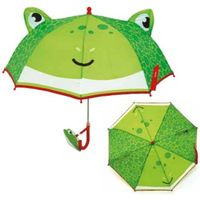 Arditex Parasol manualny fisher price – żaba