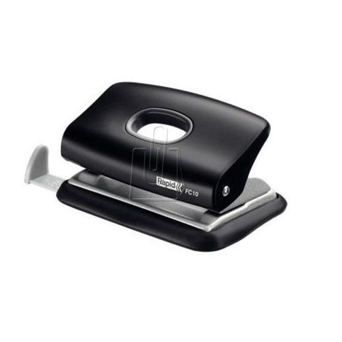 Dziurkacz mini fc10 (10k) czarny 23638501 marki Rapid