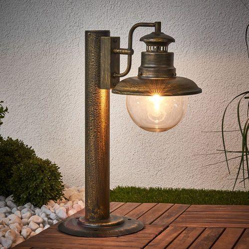 Lampa stojąca zewnętrzna Brilliant 46984/86, 1x60 W, E27, IP44 (4004353158940)