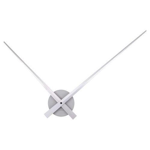 Zegar ścienny little big time silver by marki Karlsson