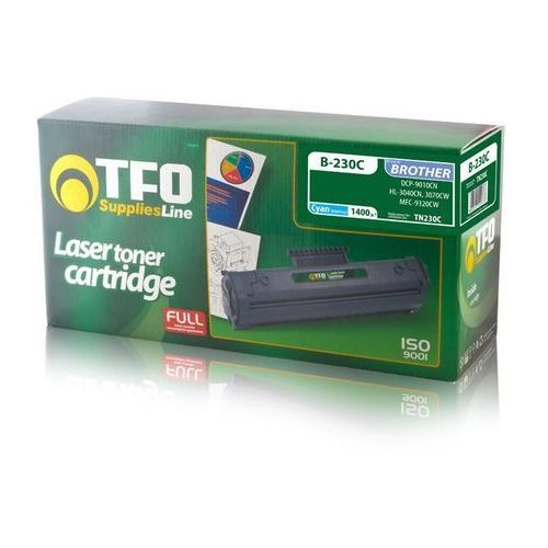 Toner tfo b-230c (tn230c) 1.4k do brother dcp-9010cn, hl-3070cw, hl-3400cn marki Telforceone