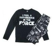 Męska piżama star wars force s marki Star wars - gwiezdne wojny