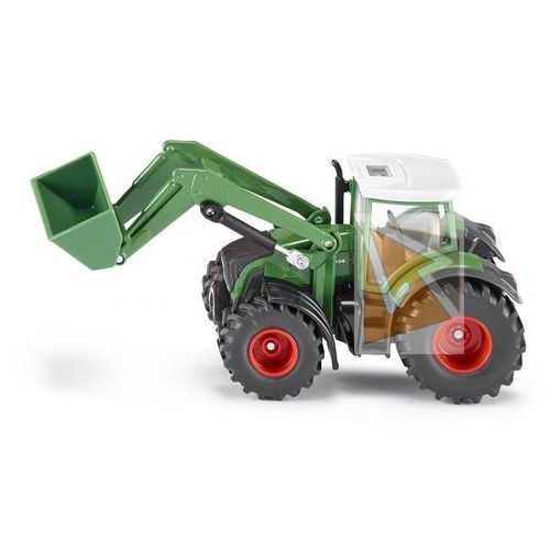 Siku farmer - traktor fendt z przednią ład. s1981, 1981