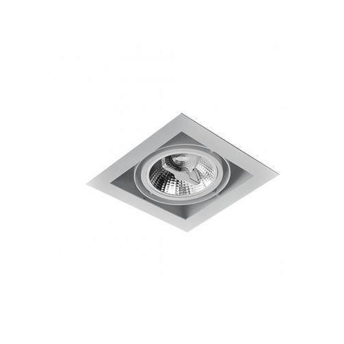 SQUARES 111x1 230V Phase-Control wpuszczany biały 35011-0000-U8-PH-03, 004045-006738