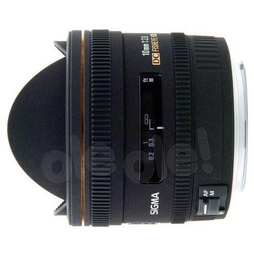 Sigma AF 10/2,8 EX DC Fisheye HSM Nikon - produkt w magazynie - szybka wysyłka!