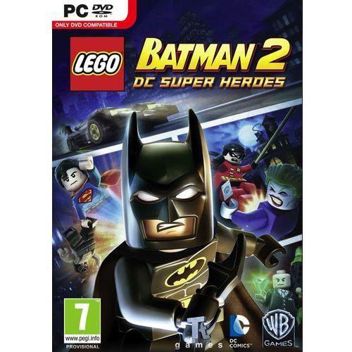 LEGO Batman 2 DC Super Heroes (PC). Najniższe ceny, najlepsze promocje w sklepach, opinie.