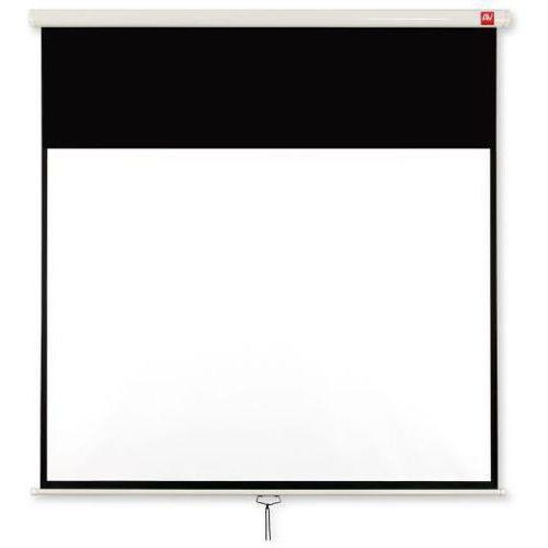 AVTek Ekran ścienny ręczny Video 175, 4:3, 170x127.5cm, powierzchnia biała, matowa
