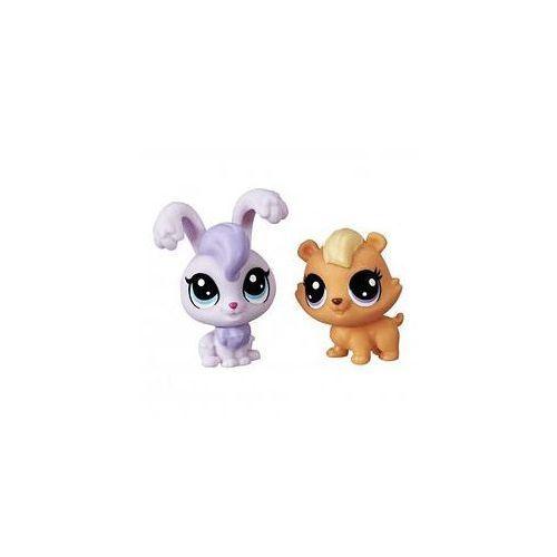 Dwupak figurek Littlest Pet Shop Hasbro (Lilac & Biff)