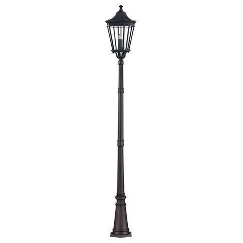 Latarnia COTSWOLD LANE FE/COTSLN5/L BK IP44 - Elstead Lighting - Rabat w koszyku (5024005229315)