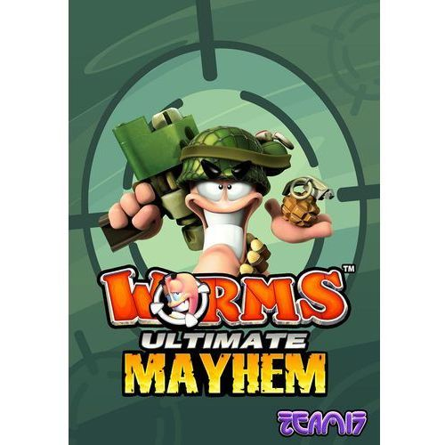 Worms Ultimate Mayhem Customization Pack (PC)
