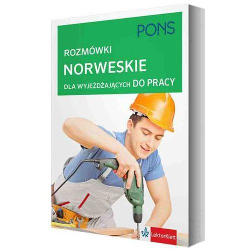 Rozmówki norweskie dla wyjeżdżających do pracy, oprawa miękka