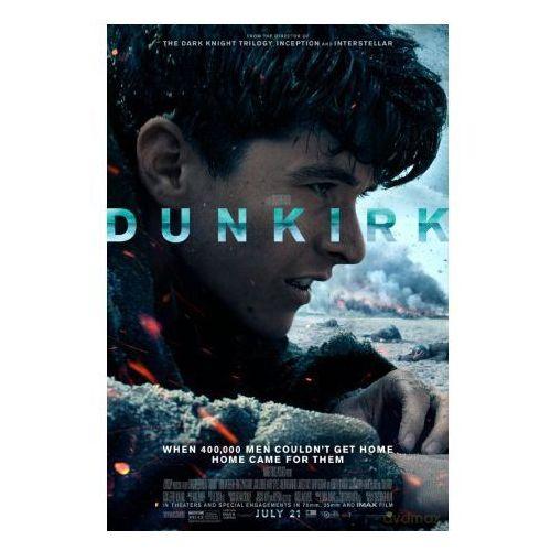 Dunkierka (DVD) - DARMOWA DOSTAWA KIOSK RUCHU (7321909347472) - OKAZJE