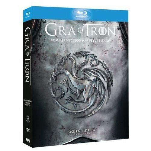 Galapagos Gra o tron. sezon 6 (4bd) wydanie specjalne digipack (7321996342756)