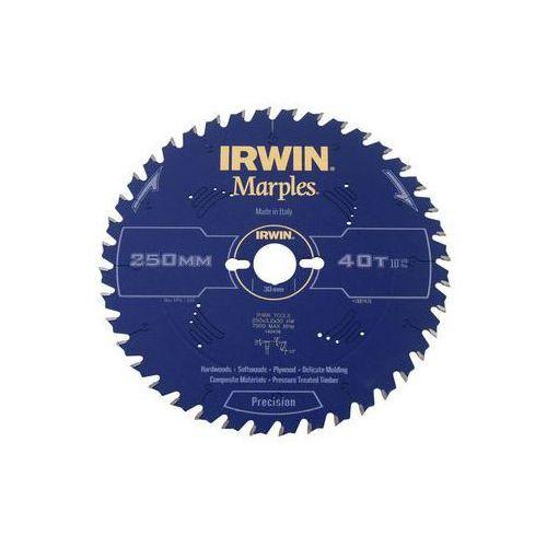 Tarcza do pilarki tarczowej 250mm/40t/30 śr. 250 mm 40 z marki Irwin marples