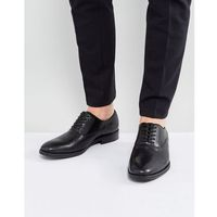 eloie oxford leather shoes in black - black, Aldo