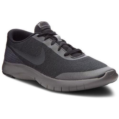Nike Buty - flex experience rn 7 (gs) 943284 006 black/anthracite/dark grey