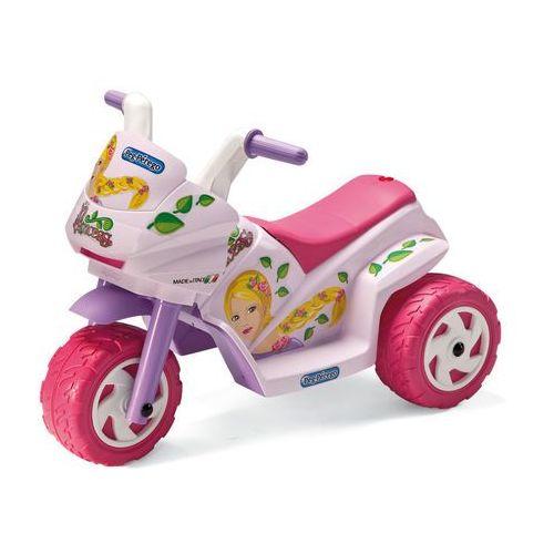 Peg perego trójkołowy motocykl mini princess