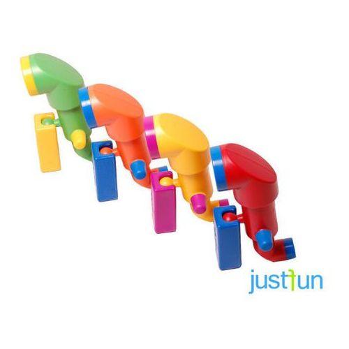 Peryskop lux - jasnozielony-zółty marki Just fun