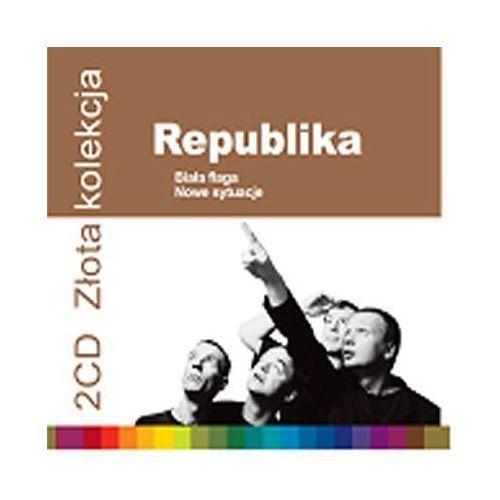 REPUBLIKA - ZŁOTA KOLEKCJA VOL. 1 & VOL. 2 - Album 2 płytowy (CD) (5099946475824)