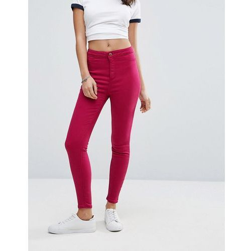 New Look Bright Skinny Jeans - Pink