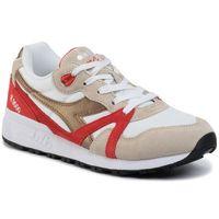 Sneakersy DIADORA - N9000 Spark 501.174829 01 C7943 White/Fog/Rich Gold, kolor wielokolorowy