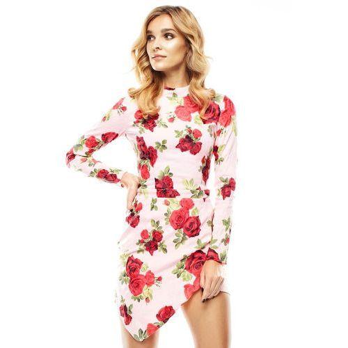 Sukienka britney w kolorze różowym, Sugarfree.pl