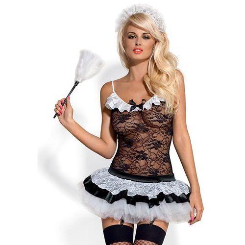 Obsessive Przebranie pokojówki  housemaid costume s/m