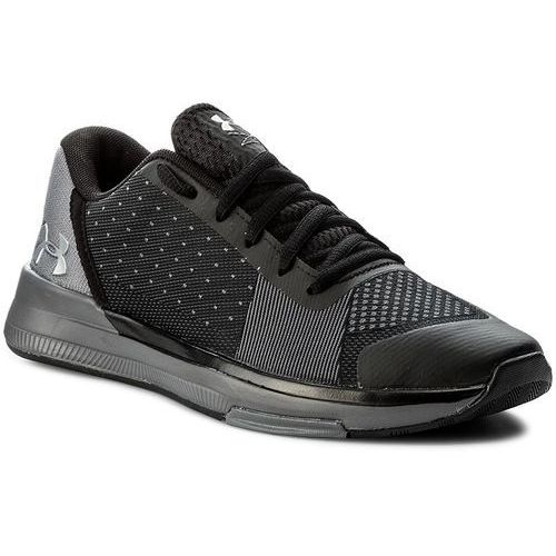 Buty UNDER ARMOUR - Ua W Showstopper 1296199-001 Blk/Gph/Msv