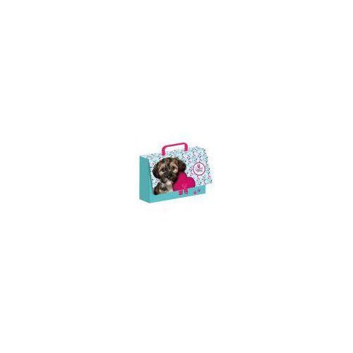 Beniamin Teczka z rączką walizeczka pies the sweet pets (5901276078463)