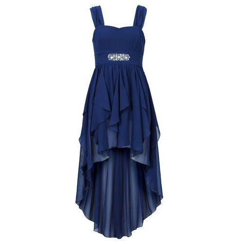 Sukienka  kobaltowy marki Bonprix