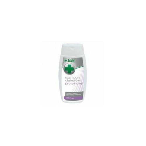 Dr seidla szampon dla kotów proteinowy 220ml marki Dermapharm