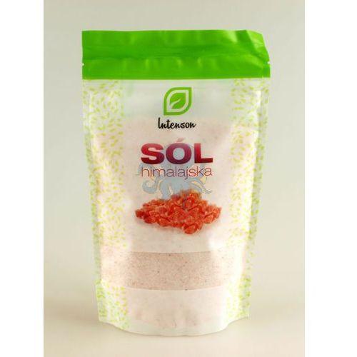 Sól himalajska różowa drobnoziarnista 500g, 5903240278374