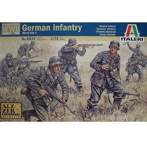 German Infantry - Italeri
