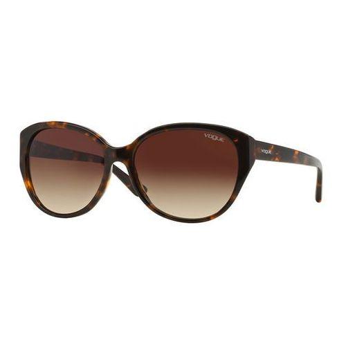 Vogue eyewear Okulary słoneczne vo2929sd in vogue asian fit 204813