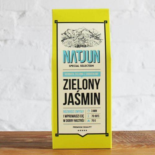 Natjun Herbata zielona zielony jaśmin 70 g