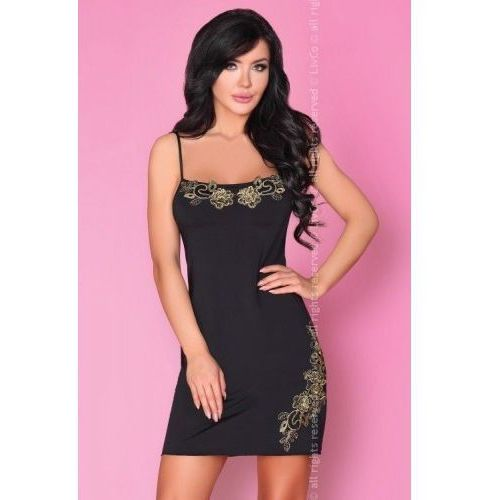 Livco corsetti fashion Carian lc 90350 royalry silver collection koszula nocna