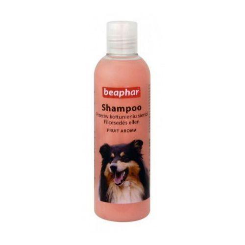 Szampon przeciw kołtunieniu sierści 250ml - dla psów długowłosych marki Beaphar