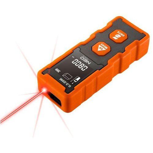 Neo Dalmierz laserowy 75-202 (5907558431858)