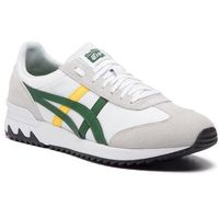 Sneakersy ASICS - ONITSUKA TIGER California 78 Ex 1183A355 White/Hunter Green 101, kolor szary