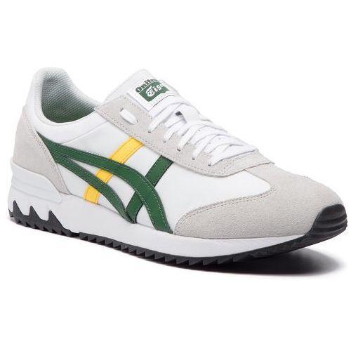 Asics Sneakersy - onitsuka tiger california 78 ex 1183a355 white/hunter green 101