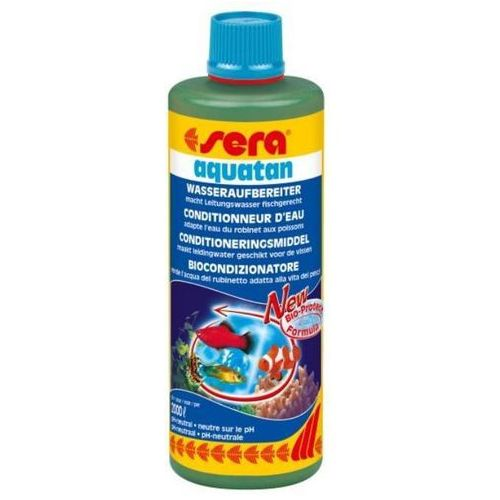 aquatan preparat do uzdatniania wody 50/100/200/500ml marki Sera