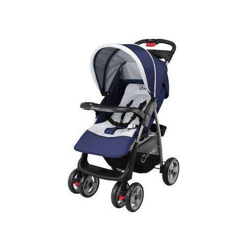 Wózek spacerowy  emma niebieski marki Lionelo. Najniższe ceny, najlepsze promocje w sklepach, opinie.