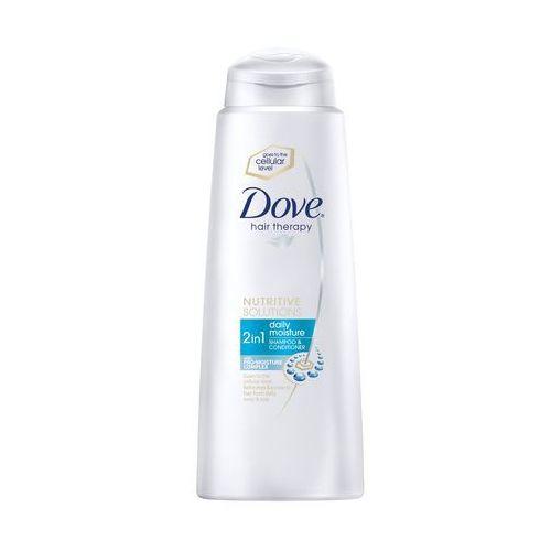 Dove Daily Moisture 2w1 Szampon do wszystkich rodzajów włosów 400ml - Unilever OD 24,99zł DARMOWA DOSTAWA KIOSK RUCHU (8712561384704)