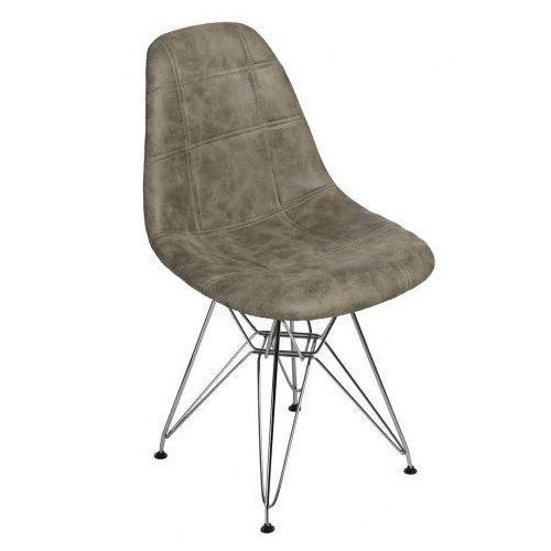Krzesło P016 DSR Pico szare, d2-4974