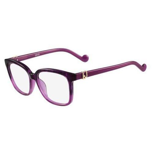 Okulary korekcyjne lj2659r 504 marki Liu jo
