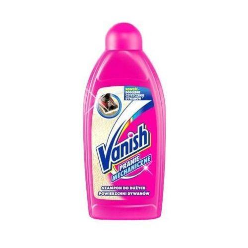 Vanish Szampon szampon do mechanicznego prania dywanów 500 ml