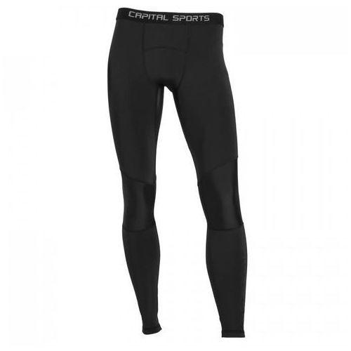 Capital Sports Beforce Elastyczne spodnie Bielizna funkcyjna dla mężczyzn Wielkość L