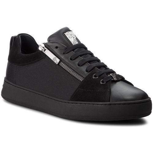 Sneakersy collection - v900725 vm00422 v991c nero/nero/nero/fdo, Versace, 41-46